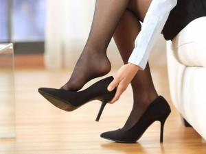 Sveikos pėdos – gera savijauta