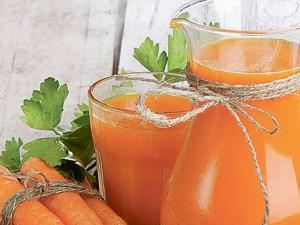 Peršalus padės morkos