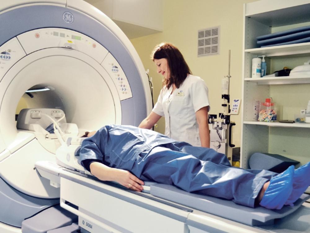 Nugaros skausmui nustatyti – pažangūs diagnostiniai metodai