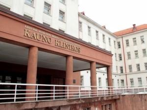 Kauno klinikų chirurgai pirmą kartą Baltijos šalyse atliko skydliaukės operaciją per pažasties sritį
