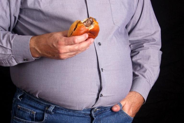 Vis daugiau šalies gyventojų kamuoja nutukimas