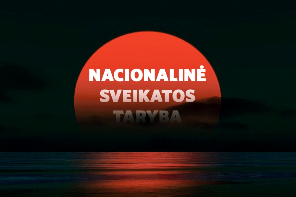 Nacionalinės sveikatos tarybos saulėlydis