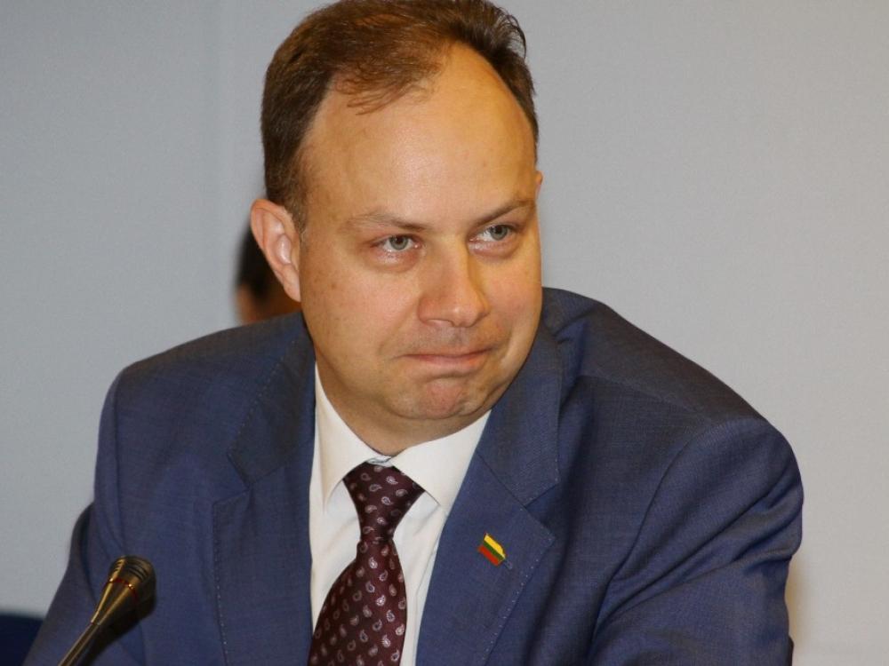 Opozicija savo galimybes dėl A.Verygos interpeliacijos vertina kritiškai