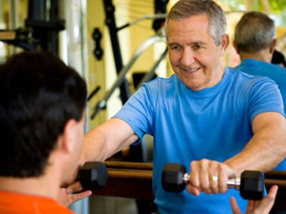 Sporto programą sergantiesiems LOPL turi sudaryti specialistas