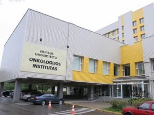 Nacionalinis vėžio institutas bus plėšomas?