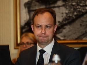 Sveikatos apsaugos ministras Aurelijus Veryga atsakė į kaltintojų klausimus
