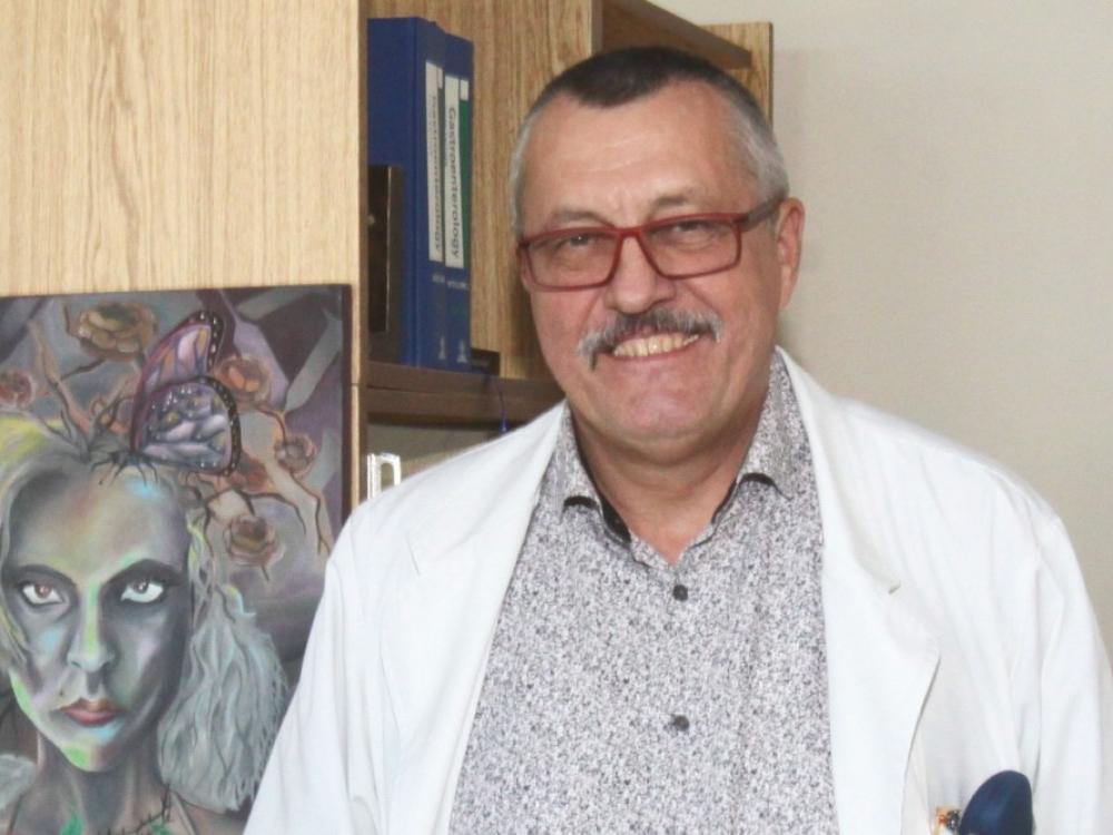 """Prof. Jonas Valantinas: """"Dirbti darosi vis sunkiau"""""""