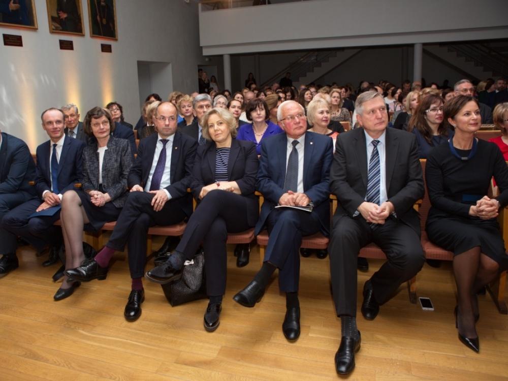 LSMU Slaugos fakultetas atšventė jubiliejų