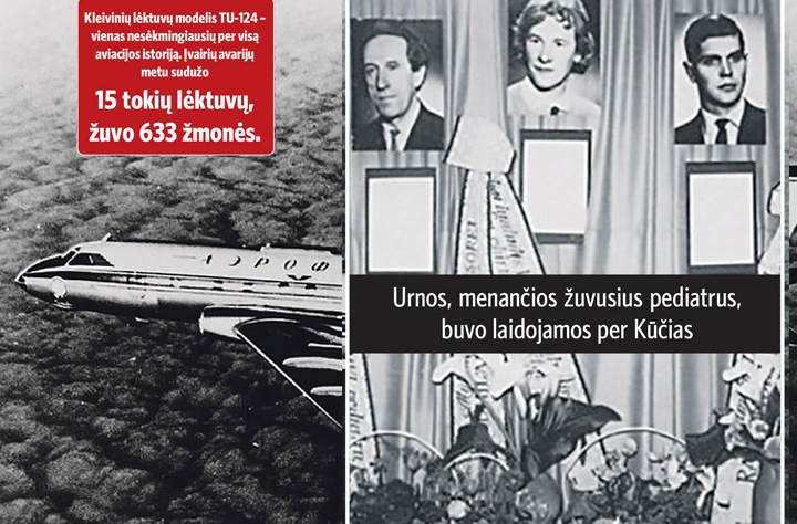 Istorijos dulkes nupūtus: TU-104 pakyla ir nebenusileidžia