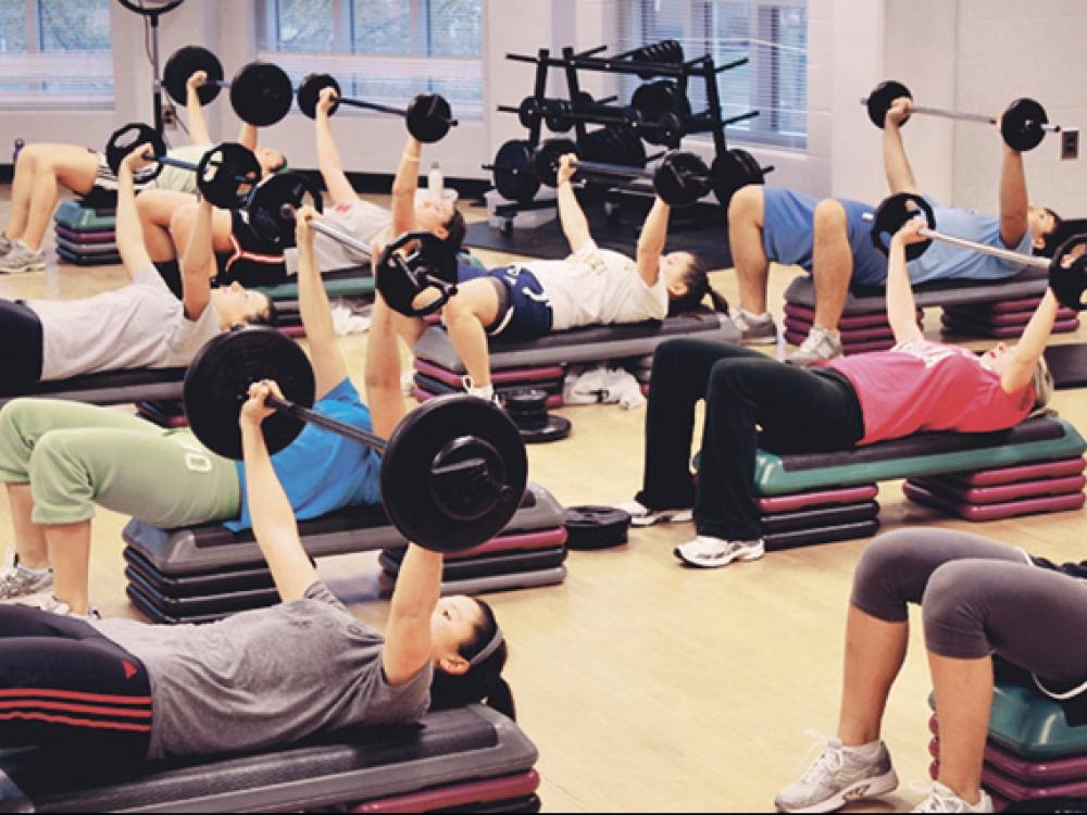 """""""Body Pump"""" treniruotė – ar verta išmėginti?"""