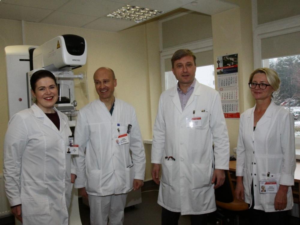 Klaipėdos medikai investuoja į pacientų, sergančių vėžiu, gyvenimo kokybę