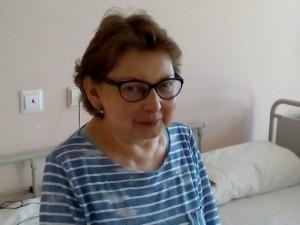 Reumatoidinio artrito iškamuotą moterį prikėlė antram gyvenimui