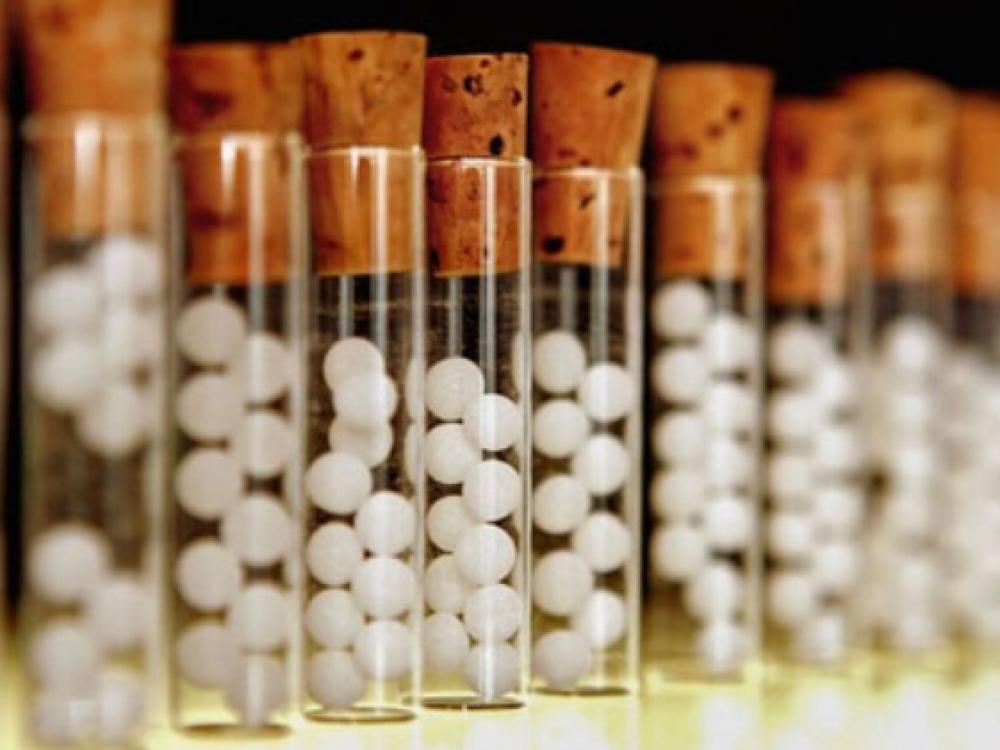 JAV: homeopatiniams preparatams – baisūs kaltinimai