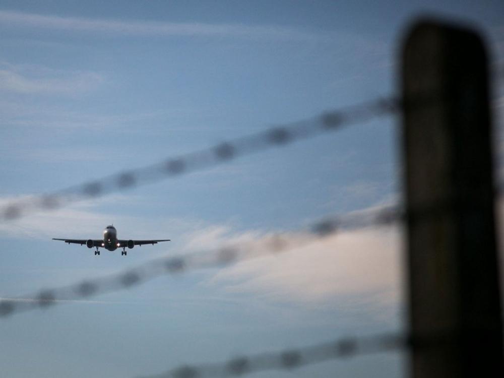 Paskutinis medikų žygis į oro uostą