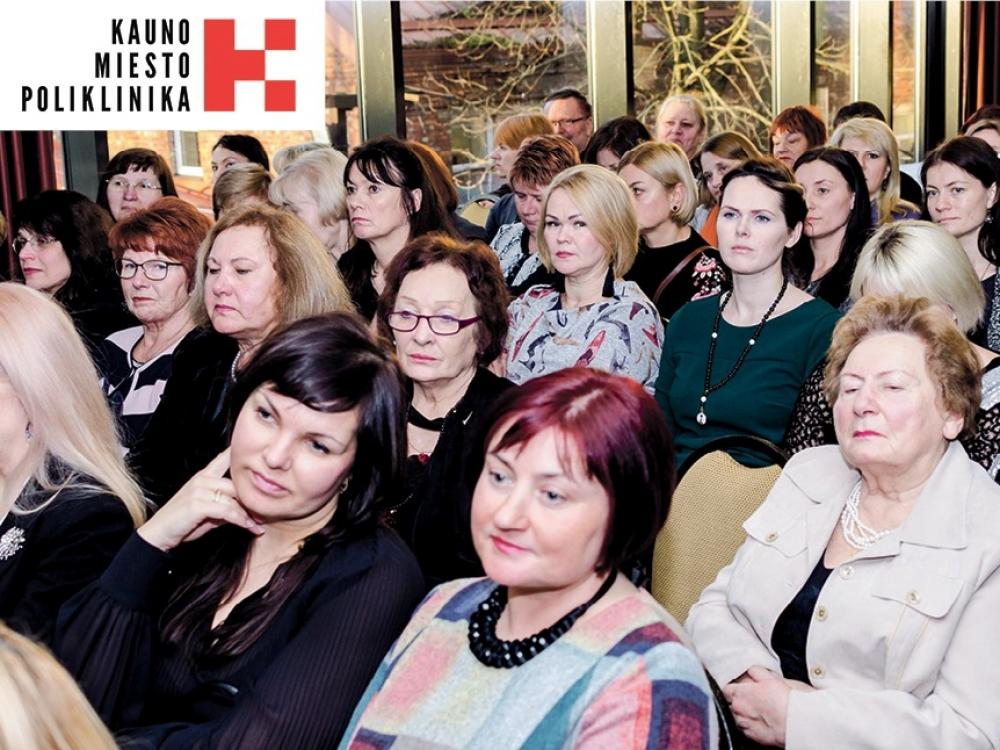 Kauno miesto poliklinika: pakeitusi įvaizdį ir turinti ambicijų tapti pavyzdžiu kitiems