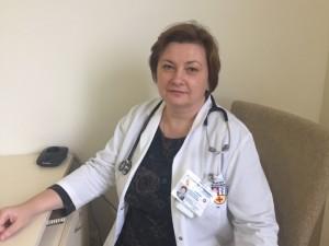 """Giedrė Rutkauskienė: """"Gydytojas turi būti stiprioji grandis"""""""