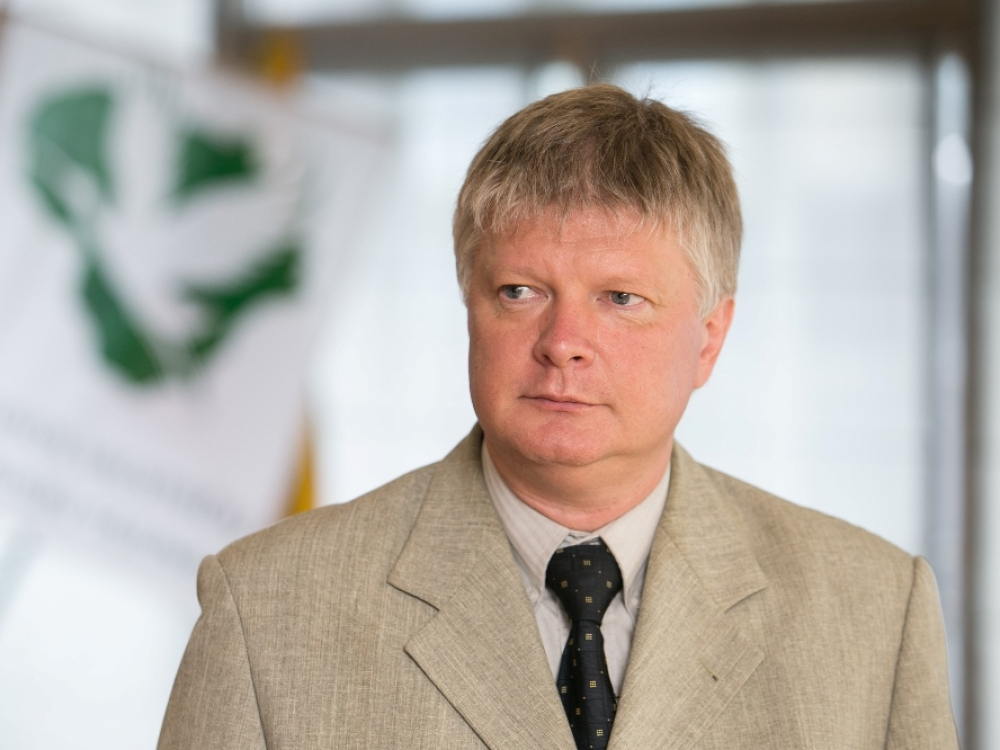 """Kęstutis Navickas: """"Dėl nesąžiningų atliekų tvarkytojų kenčia ir verslas, ir visuomenė"""""""