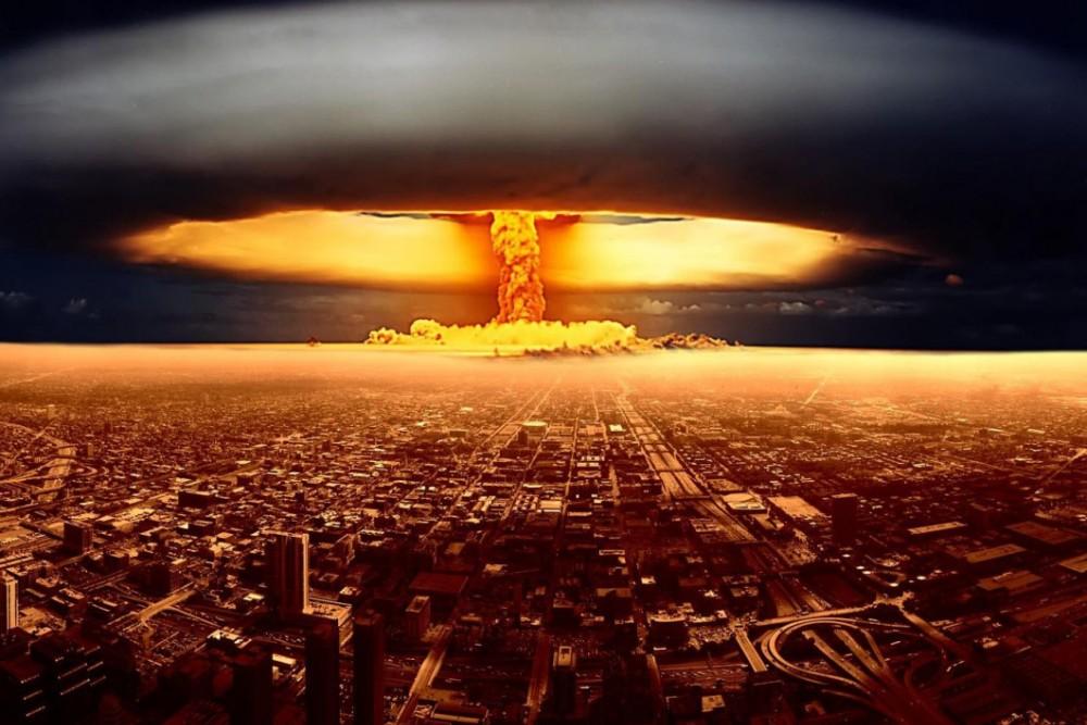 Mokys, kaip reaguoti į branduolinį išpuolį
