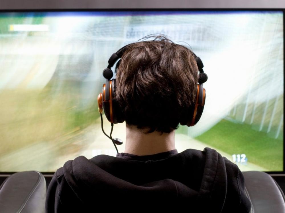 Kaip įtraukia kompiuterinių žaidimų liūnas