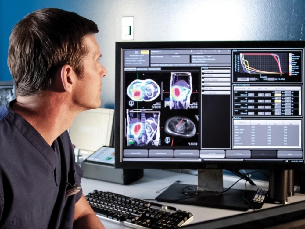 Proveržis onkologijoje: išskirtinai tiksli ir efektyvi MRT kontroliuojama radioterapija
