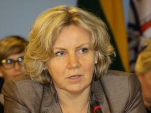 Darbą palieka sveikatos apsaugos viceministrė G.Šakalytė (papildyta)