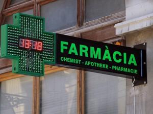 Ispanija sumažino vaistų kainas