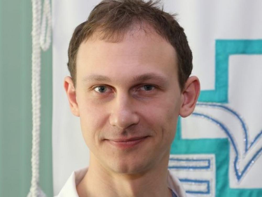 """Kardiologas Jonas Jarašūnas: """"Jaučiuosi reikalingas Lietuvoje"""""""