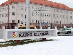 Kauno klinikos tapo koordinavimo centru