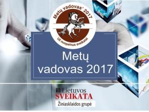 """""""Lietuvos sveikatos"""" žiniasklaidos grupė skelbia tradicinį konkursą """"Metų vadovas"""""""
