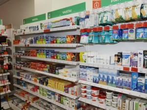 Vaistų kainos pernai sumažėjo 1,9 procento
