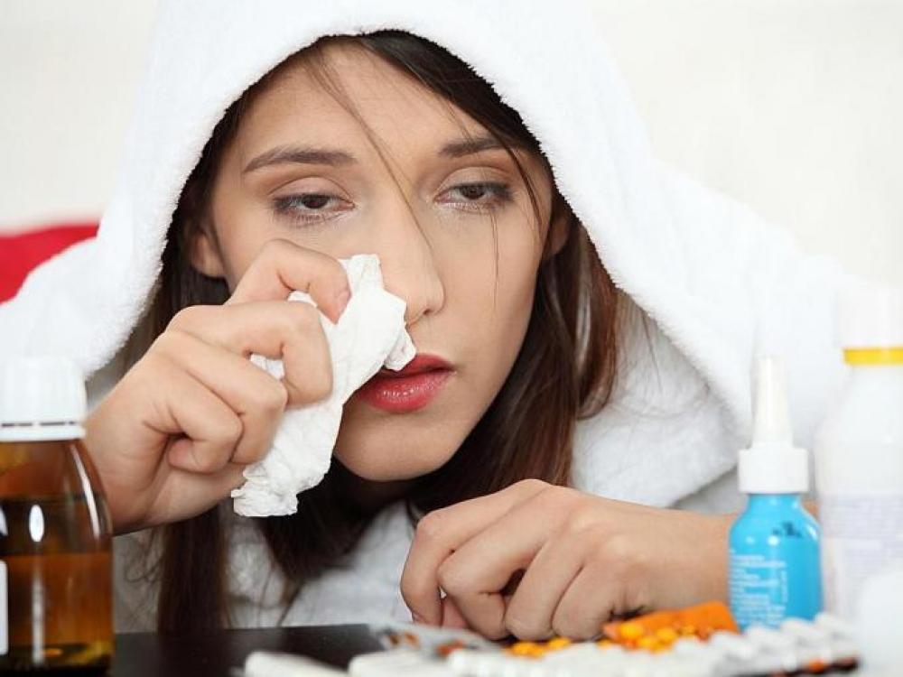 Paprastas peršalimas ar pavojingas gripas?