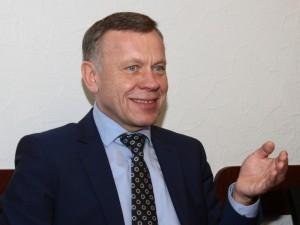 Radviliškio meras Antanas Čepononis