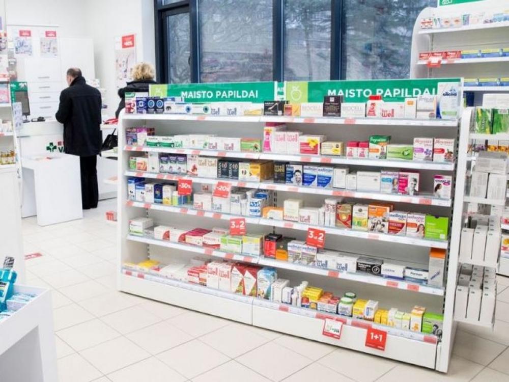 """""""Euroapotheca"""" leista įsigyti vaistinių tinklą Švedijoje"""