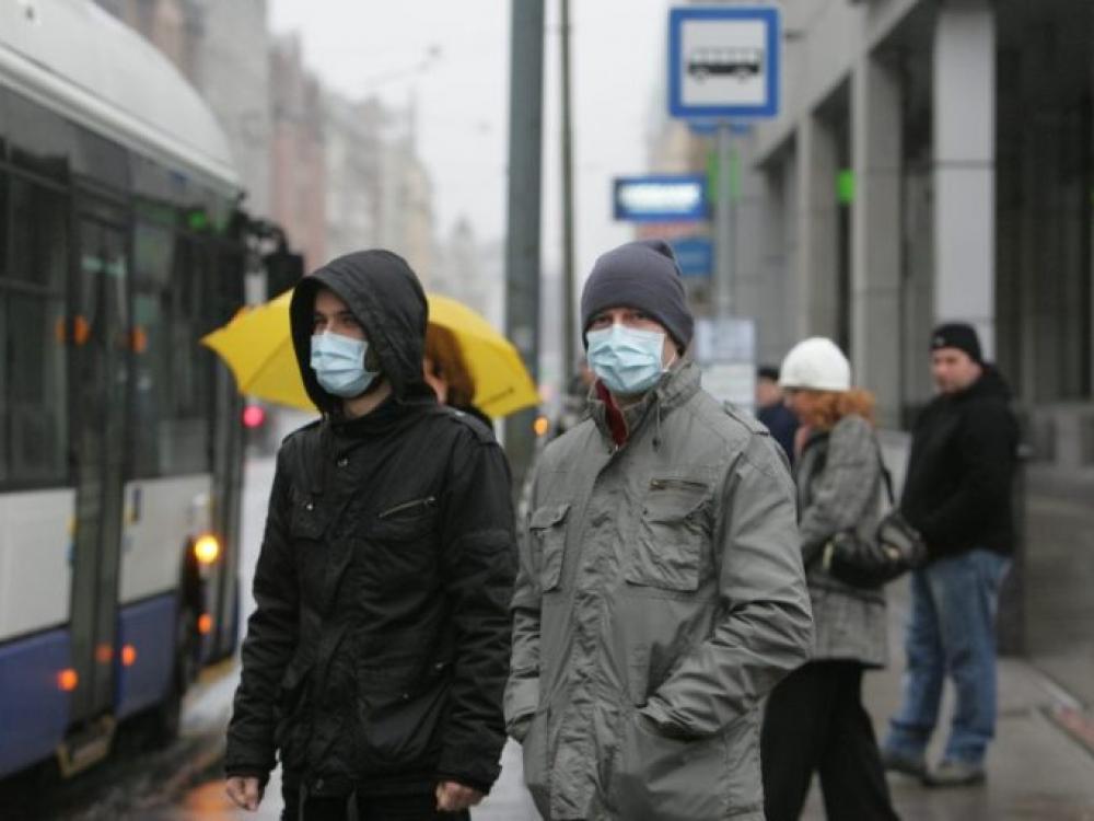 Vilnius prisijungia prie 28 gripo epidemiją paskelbusių savivaldybių