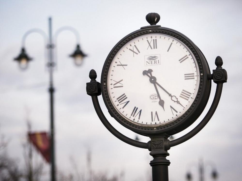 Europos Parlamentas turi naujieną dėl laiko sukiojimo