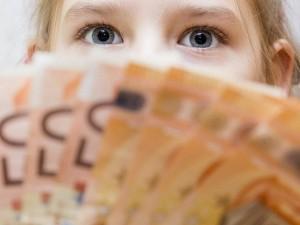 Savivaldybėms vaiko pinigams išmokėti laiku šiemet skirta 4,5 mln. Eur administravimo lėšų