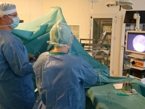 Naujoviška operacija suteikė vilties valdyti ranką