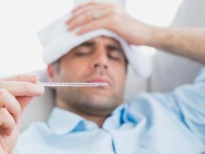 Gripas be temperatūros daug pavojingesnis