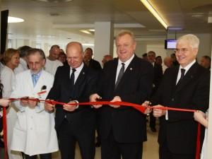 Lazdynuose duris atvėrė moderniausias Konsultacijų centras, priimsiantis apie 40 tūkst. pacientų per metus