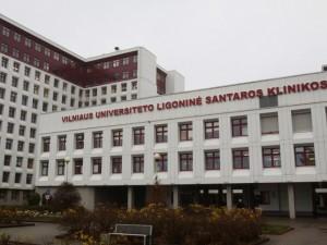 Santaros klinikoms ieškoma laikino vadovo