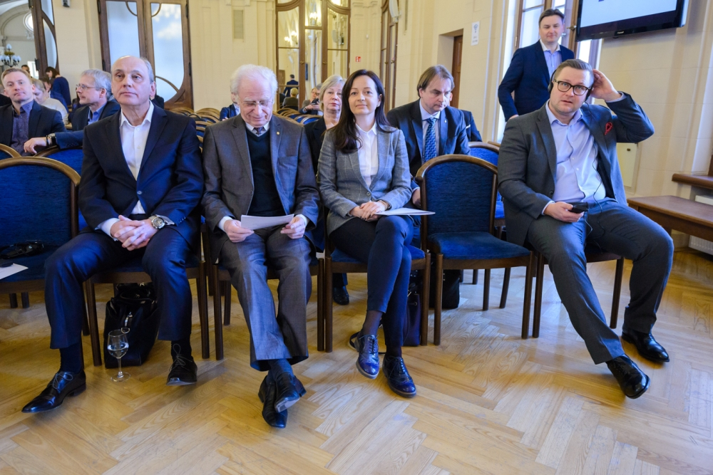 """""""Sveikatos apsaugos inovacijų forume"""" – pagyros Lietuvos mokslininkams ir pyla Lietuvos politikos formuotojams"""