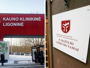 Kauno klinikinėje ligoninėje ir jos filiale, P.Mažylio gimdymo namuose – kontraceptinė pagalba