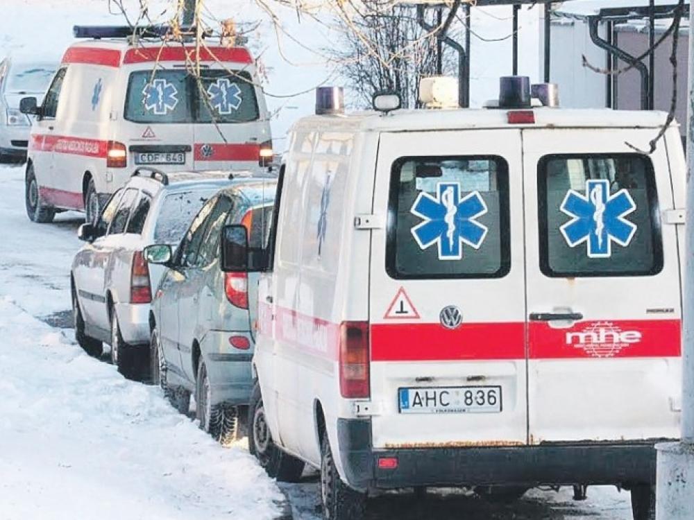 Vilniuje, įtariama, mirtinai sušalo trys žmonės