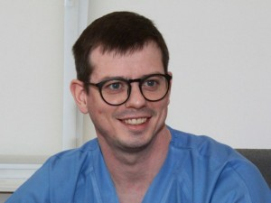 """Ernestas Gaižauskas: """"Medicinoje išlieka ne protingiausi, o darbščiausi"""""""