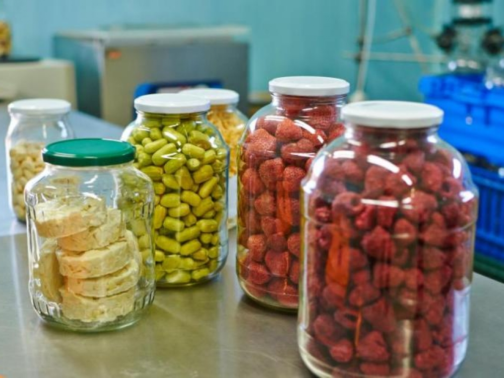 Liofilizacija: ateityje populiariausias maisto konservavimo būdas?