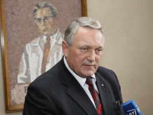 Buvęs Šiaulių Respublikinės ligoninės vadovas P. Simavičius nuteistas už kyšininkavimą