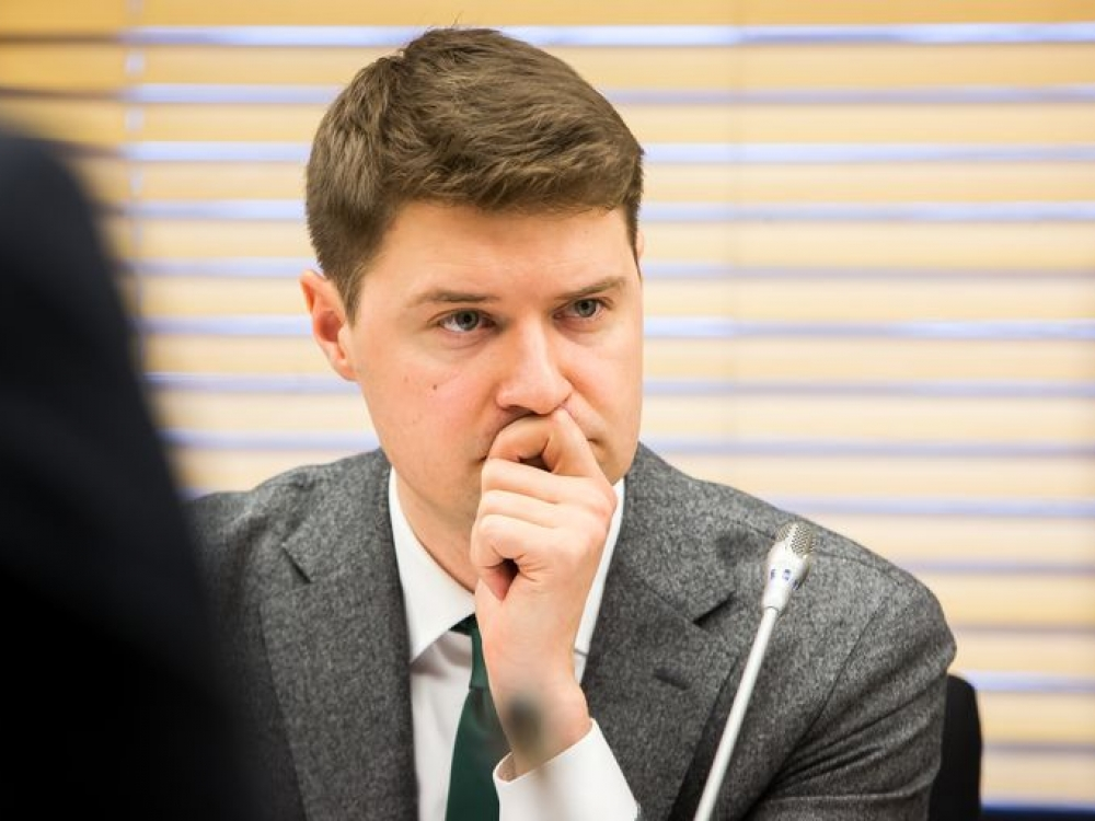 Nederamu seksualiniu elgesiu apkaltintas M. Majauskas kreipiasi į prokuratūrą dėl šmeižto