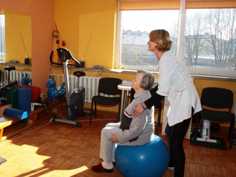 Lazdijų ligoninės aukso gysla – lenkų medicinos turistai