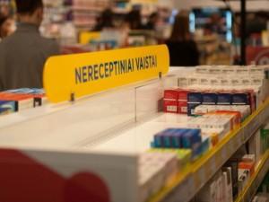 Seimo komitetas: tos pačios įmonės vaistinių ribojimas neprieštarauja Konstitucijai