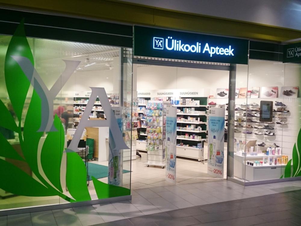 """""""Euroapotheca"""" įsigijo Estijos vaistinių tinklą"""